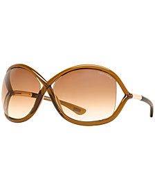 Tom Ford WHITNEY Sunglasses, FT0009