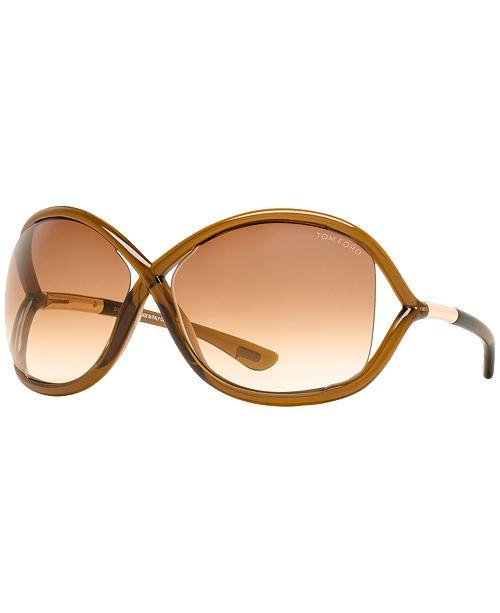 87ce928f2e6a ... Tom Ford WHITNEY Sunglasses