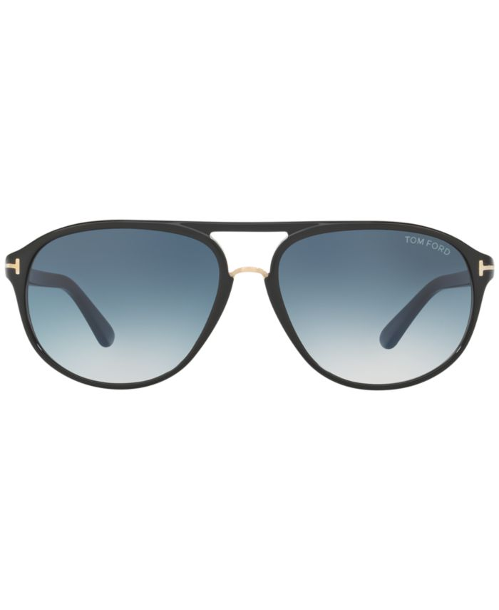 Tom Ford JACOB Sunglasses, FT0447 & Reviews - Sunglasses by Sunglass Hut - Men - Macy's