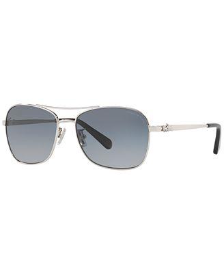 Coach Polarized Sunglasses, HC7080
