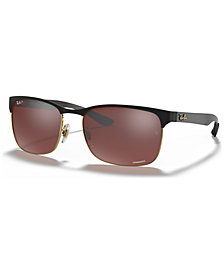 Ray-Ban Chromance Collection Sunglasses, RB8319CH 60