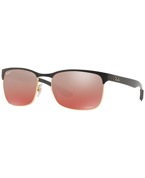 Ray-Ban Polarized Polarized Sunglasses , RB8319 CHROMANCE