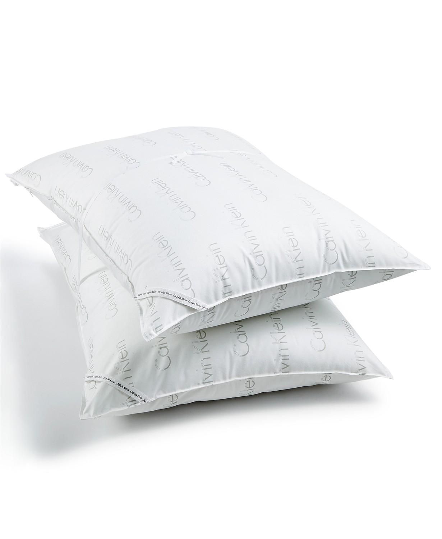 2-Pack Calvin Klein Modern Logo Pillows