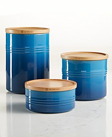 3-Pc. Canister Set