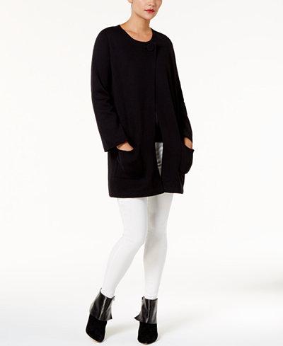 Alfani Petite Sweater Jacket, Created for Macy's
