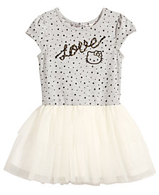 Hello Kitty Love Tutu Dress, Baby Girls