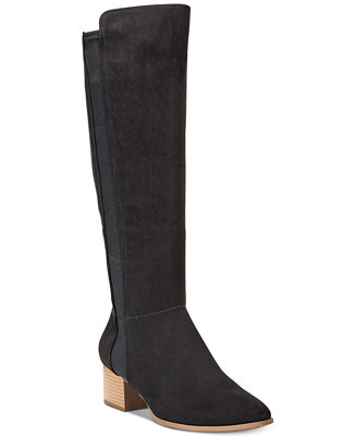 c2c1614c8fb2e Style & Co Finnly Tall Boots, Created for Macy's & Reviews - Boots ...
