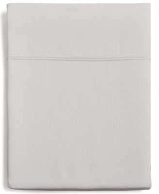 Supima Cotton 825-Thread Count Queen Flat Sheet, Created for Macy's