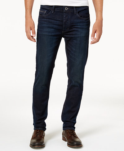 Calvin Klein Jeans Men's Stretch Osaka Blue Skinny Jeans
