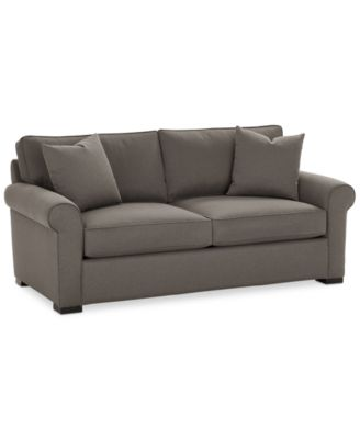 "Astra 66"" Fabric Loveseat, Created for Macy's"