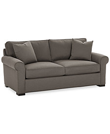 "Astra 79"" Fabric Apartment Sofa, Created for Macy's"