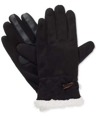 Isotoner Signature Women's smartDRI® Toggle Ski Gloves