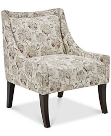 Sinclair Accent Chair, Quick Ship