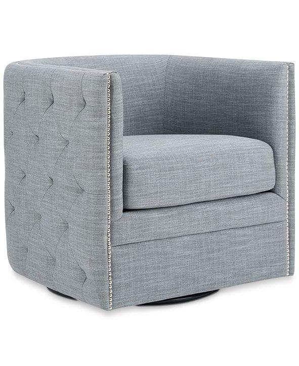 Furniture Catherine Swivel Chair