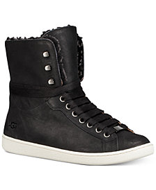 UGG® Women's Starlyn High-Top Lace-Up Sneakers