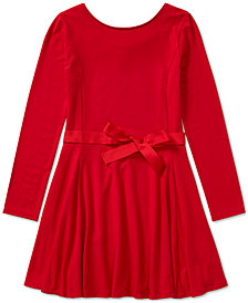 Ralph Lauren Fit & Flare Dress, Big Girls