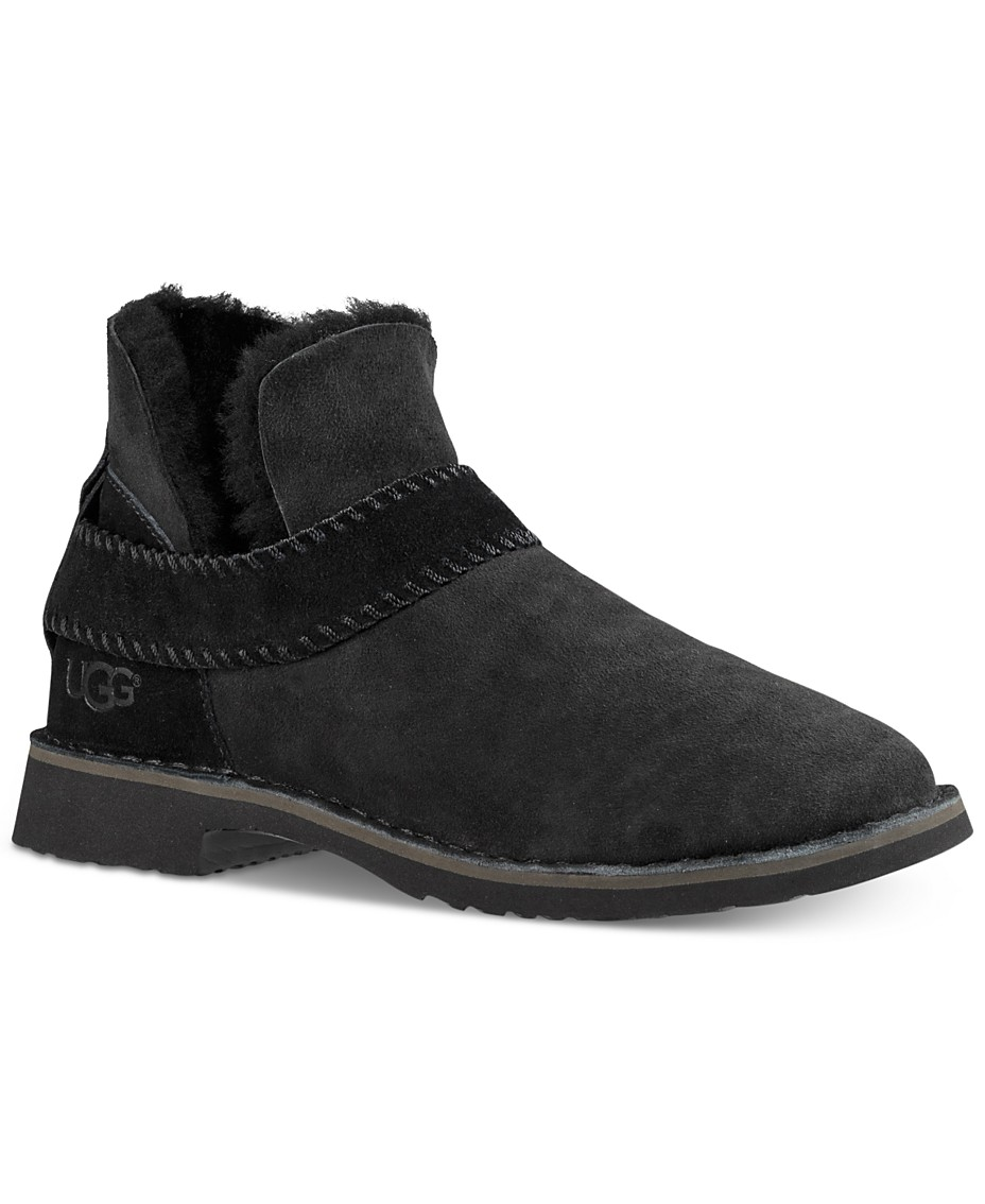 5ba8202ebae UGG® Women's McKay Ankle Booties & Reviews - Boots - Shoes - Macy's