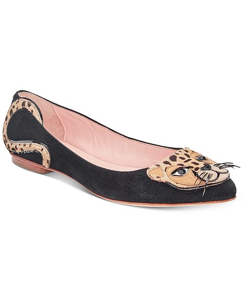 a516f394c61a kate spade new york Norman Ballet Flats   Reviews - Flats - Shoes ...