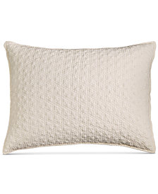 Lucky Brand Vintage Wash King Sham, Created for Macy's