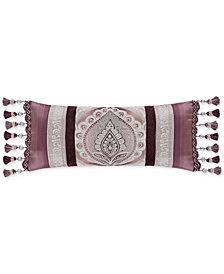 """J Queen New York Gianna Quartz 15"""" x 21"""" Boudoir Decorative Pillow"""