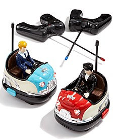 Remote Control Retro Bumper Cars