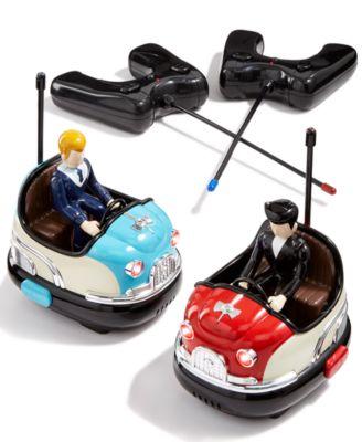 FAO Schwarz Remote Control Retro Bumper Cars - All Toys \u0026 Games Kids Macy\u0027s
