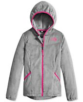The North Face Oso Hoodie, Little Girls (4-6X) & Big Girls (7-16)