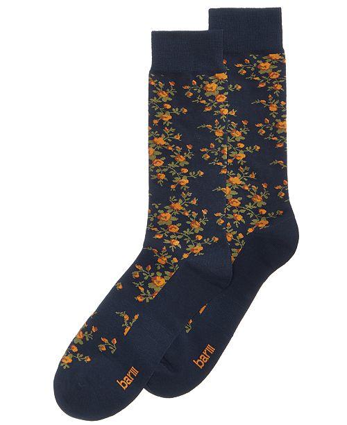 8cc290696337 Bar III Men s Floral Socks