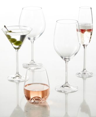 Tuscany Martini Glasses 6 Piece Value Set