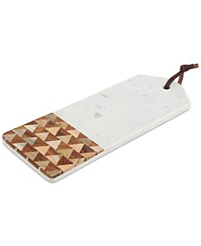 Thirstystone Marble Serving Board