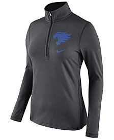Nike Women's Kentucky Wildcats Tailgate Half-Zip Pullover