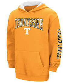 Colosseum Tennessee Volunteers Zone Pullover Hoodie, Big Boys (8-20)