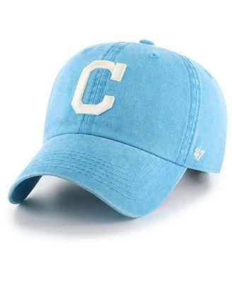'47 Brand Cleveland Indians Summerland CLEAN UP Cap