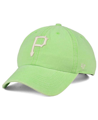 '47 Brand Pittsburgh Pirates Summerland CLEAN UP Cap