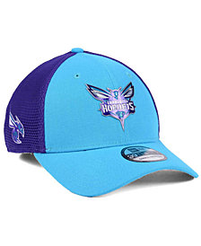 New Era Charlotte Hornets On Court 39THIRTY Cap