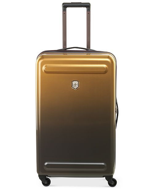 """Victorinox Swiss Army CLOSEOUT! Etherius Gradient 30"""" Large Hardside Spinner Suitcase"""