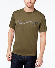 Daniel Hechter Paris Men's Graphic-Print T-Shirt