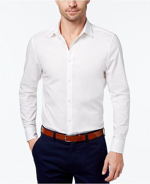 buy popular 4b863 a5217 Daniel Hechter Paris Men's Shirt & Reviews - Casual Button ...