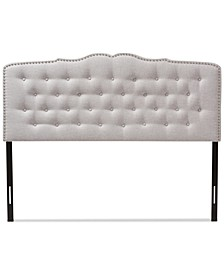 Vanden King Headboard, Quick Ship