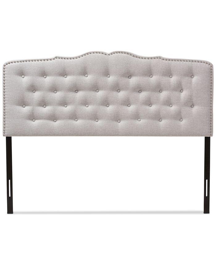 Furniture - Vanden Headboard - King, Quick Ship