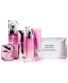 Shiseido White Lucent Collection