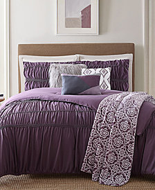 Jennifer Adams Home Minyar 7-Pc. King Comforter Set