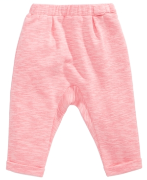 First Impressions Marled Pants Baby Girls (024 months) Created for Macys