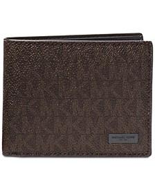Men's Slim RFID Bifold Wallet