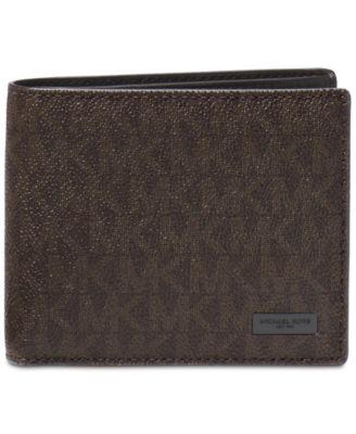 mk mens wallet