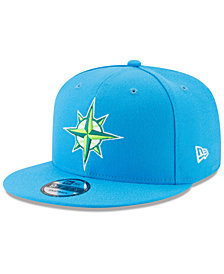 New Era Boys' Seattle Mariners Players Weekend 9FIFTY Snapback Cap