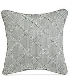 """Croscill Caterina 18"""" Square Decorative Pillow"""