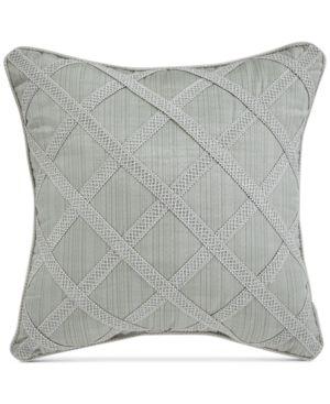 """Croscill Caterina 18"""" Square Decorative Pillow Bedding 4858908"""