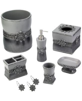 Braided Medallion Granite Lotion Pump