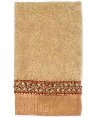 """Braided Cuff"" Fingertip Towel, 11x18"""